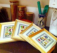 Obrázky - Kolekce obrázků do kuchyně - 8187077_