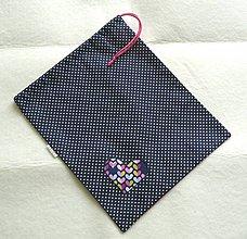 Detské tašky - Vrecko na prezúvky či pyžamko...  č.2 - 8187261_