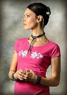 Tričká - Tričko s krátkym rukávom - Pinkfolk - 8187737_
