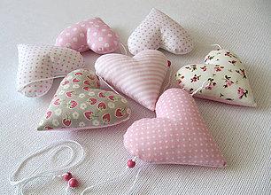 Detské doplnky - láska z jahodovej peny... - 8188970_