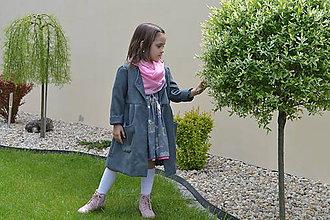 Detské oblečenie - kabátik - 8192679_