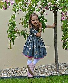 Detské oblečenie - šaty - 8192718_