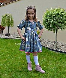 Detské oblečenie - šaty - 8192723_