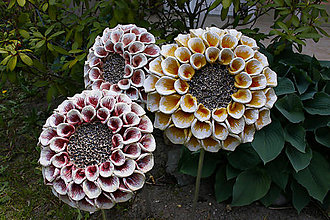 Dekorácie - Kvet do záhrady - 8190402_