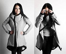 Mikiny - Mikéna/ kabátek TRIANGLE - 8192012_