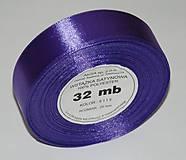 - Stuha saténová 8115 - 2,5 cm / 32 m - 8190349_