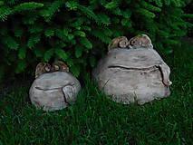 Dekorácie - Hlinené príšerky súprava - 8193766_