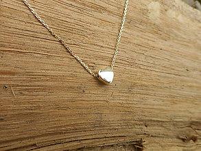 Iné šperky - Srdce z lásky - 8190585_