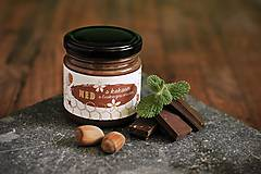 Potraviny - Med s kakaom a praženými lieskovými orechmi - 8191284_