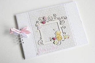 Papiernictvo - Detský fotoalbum - 8192789_