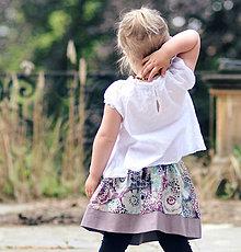 Detské oblečenie - Bali batika - kytky - 8191208_