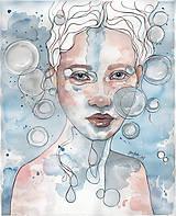 Obrazy - Meditácia II - 8191169_