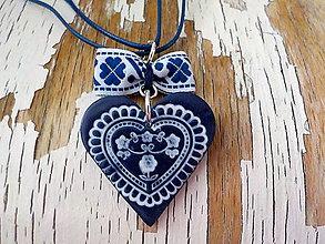 Náhrdelníky - ..z babičkinej truhlice-náhrdelník (farba na želanie) - 8193149_