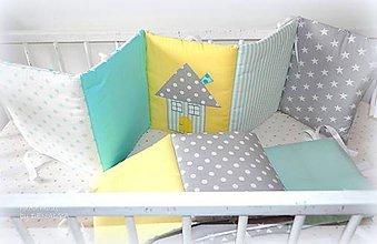 Textil - Mantinel Mint 240x25cm - 8196748_