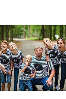 Tričká - Tabuľové tričká pre maturantov-rezervácia II. - 8195648_