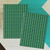 MADEBOOK 2 x špirálový zošit A5 - RETRO lístok