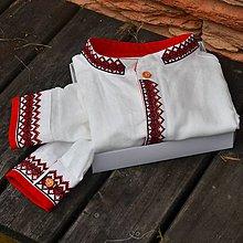 Oblečenie - Červeno-čierna II - 8193931_