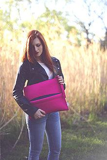 Kabelky - Ružový pink BUBAK - 8196845_
