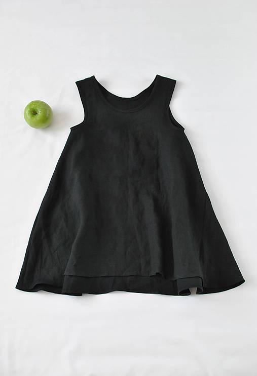 Šaty ELLA čierne