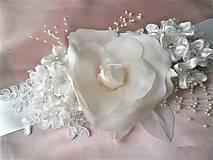 Svadobný opasok pre nevestu