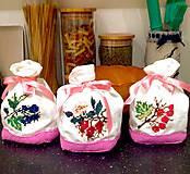 Dekorácie - Kolekce  pytlíčků na různé drobnosti (kolekce) - 8197289_
