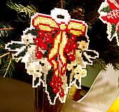 Dekorácie - Luxusní kolekce vánočních ozdob. - 8197367_
