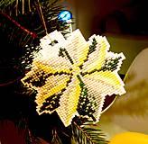 Dekorácie - Luxusní kolekce vánočních ozdob. - 8197370_
