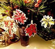 Dekorácie - Luxusní kolekce vánočních ozdob. - 8197392_