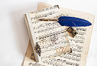 """Papiernictvo - Notovník - """"Composer Diary """" - 8195811_"""
