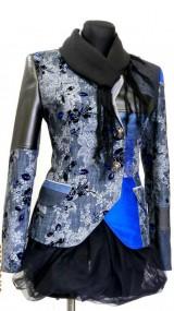 Kabáty - Retro kabátik-zľava 80%!!! - 2989678_