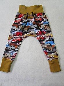 "Detské oblečenie - Tepláky ""VW chrobáky"" - 8197632_"