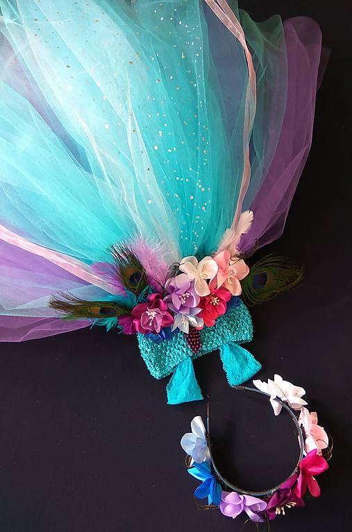 3c431dd22bcd Tylové šaty - kvetinová princezná   mironella - SAShE.sk - Handmade ...