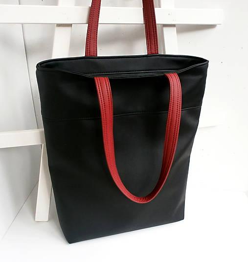 fb162b5cb9 Shopper bag - Rozita Red Ear   desana - SAShE.sk - Handmade Veľké tašky