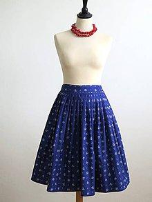 Sukne - zavinovacia folk sukňa II.  - 8198468_