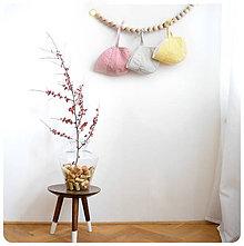 Detské čiapky - Čepiec pre Amálku_pásik - 8198270_