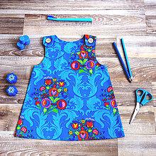 Detské oblečenie - BLUE GIRLS II - vel. 116 a větší - 8199927_