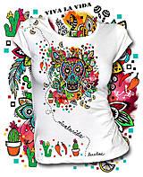 Tričko s krátkym rukávom - Vivalavida