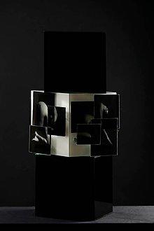 Socha - 3D inštalácia FRAGMENTS - 8198811_