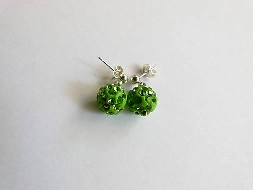 Zelené shamballky