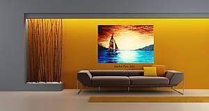 Obrazy - SEA of LOVE - 8201646_