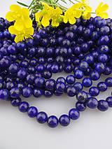 lapis lazuli korálky 10mm