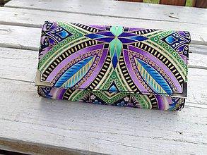 Peňaženky - lumina  -peněženka na 8 karet - 8200934_