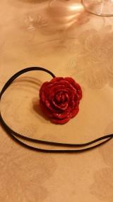 Náhrdelník - ružička