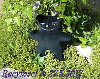 Hračky - Ružové očko macko  - 8202659_