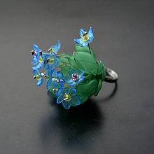 Prstene - Prsteň nezábudky - 8202837_