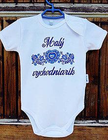 Detské oblečenie - Malý východniarik.. - 8201907_