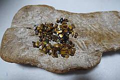 Minerály - Tigrie oko zlomky - 8202068_