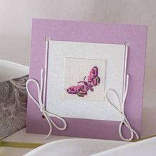 Papiernictvo - Leť si motýlik I - pozdrav - 8202163_