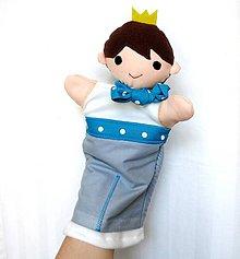 Hračky - Maňuška princ - Edmund - 8204127_