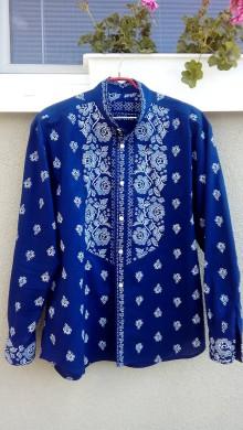 Košele - Pánska košeľa - 8204637_